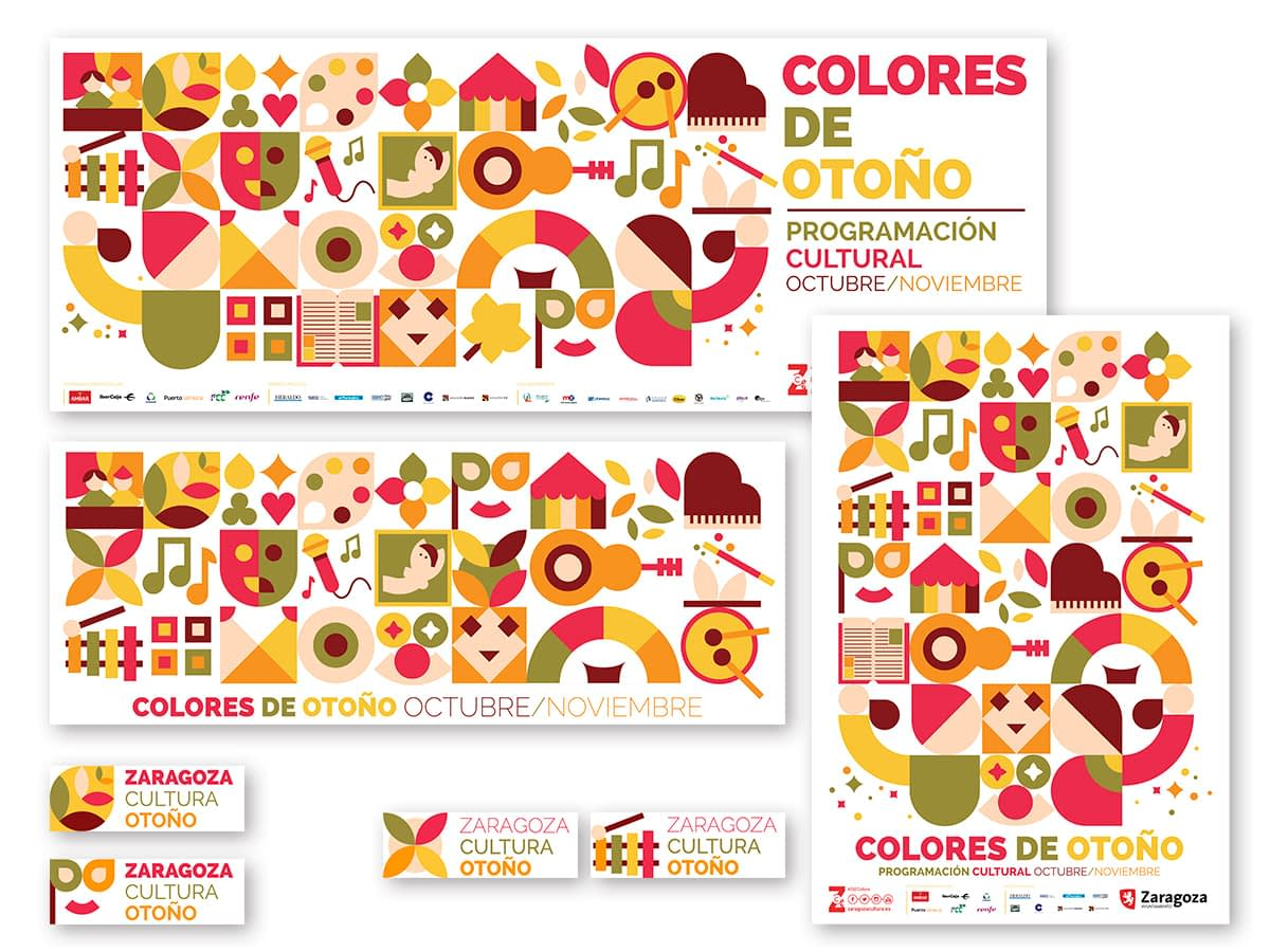 Colores de Otoño Zaragoza 2021