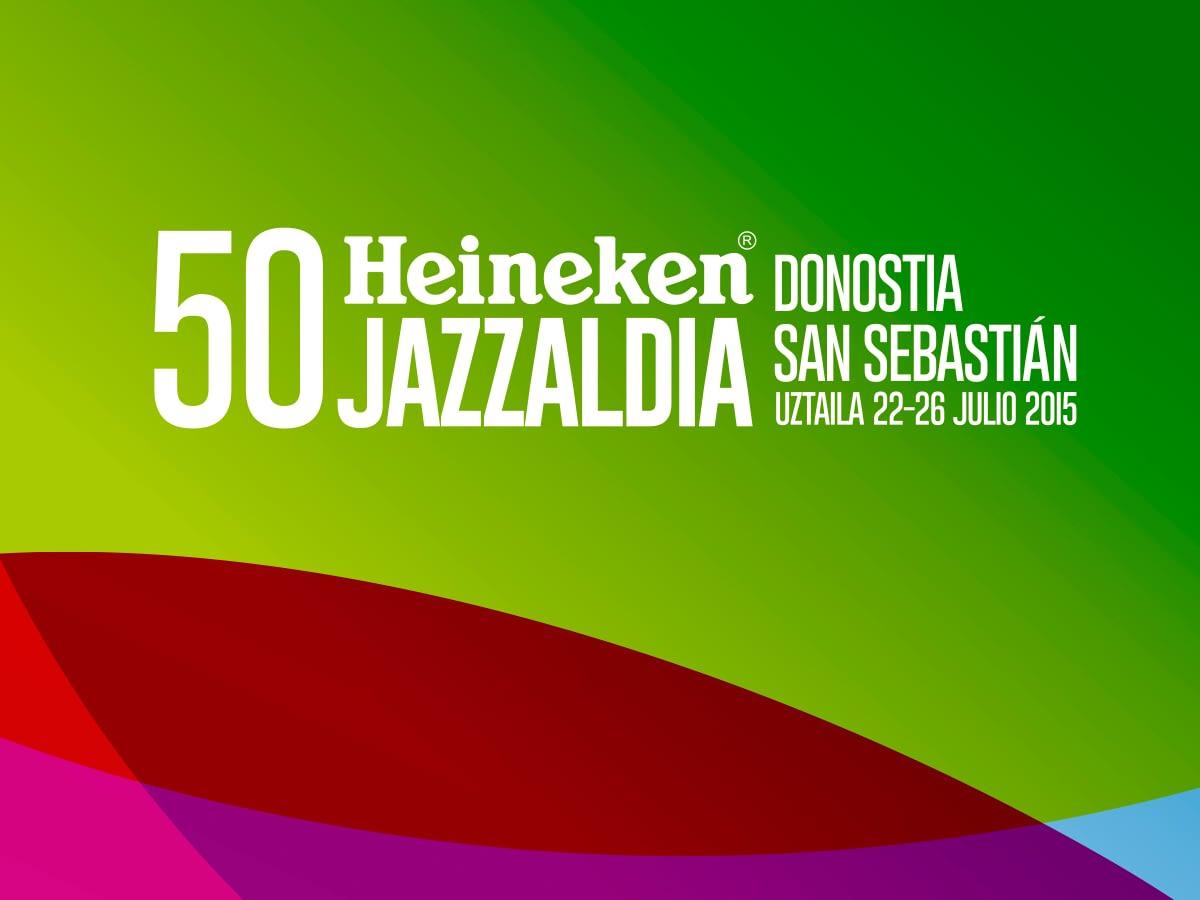 50 Heineken Jazzaldia