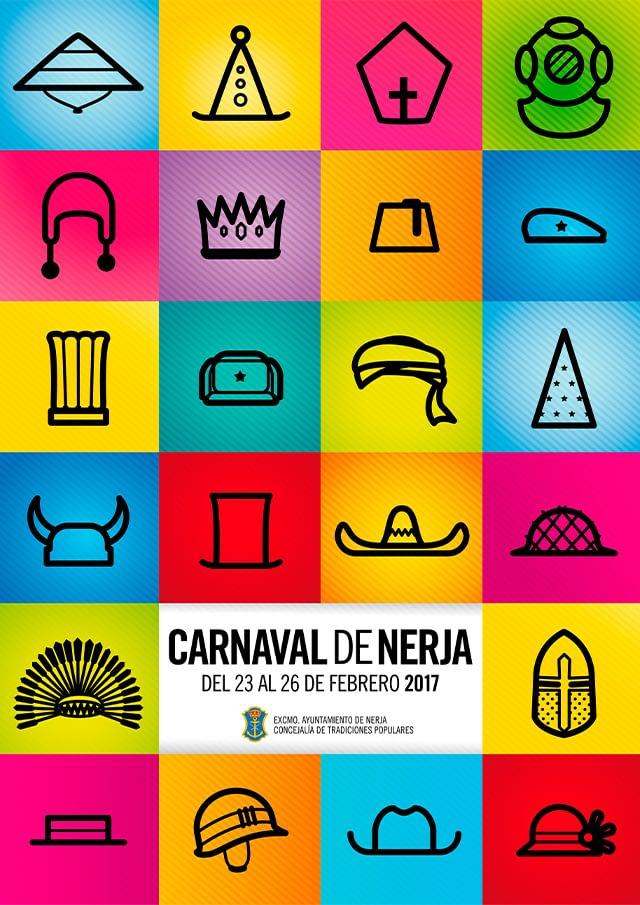 cartel CARNAVAL NERJA